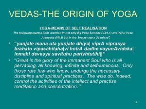 Yoga In Ancient Times And How The Tradition Has Been Carried Forward
