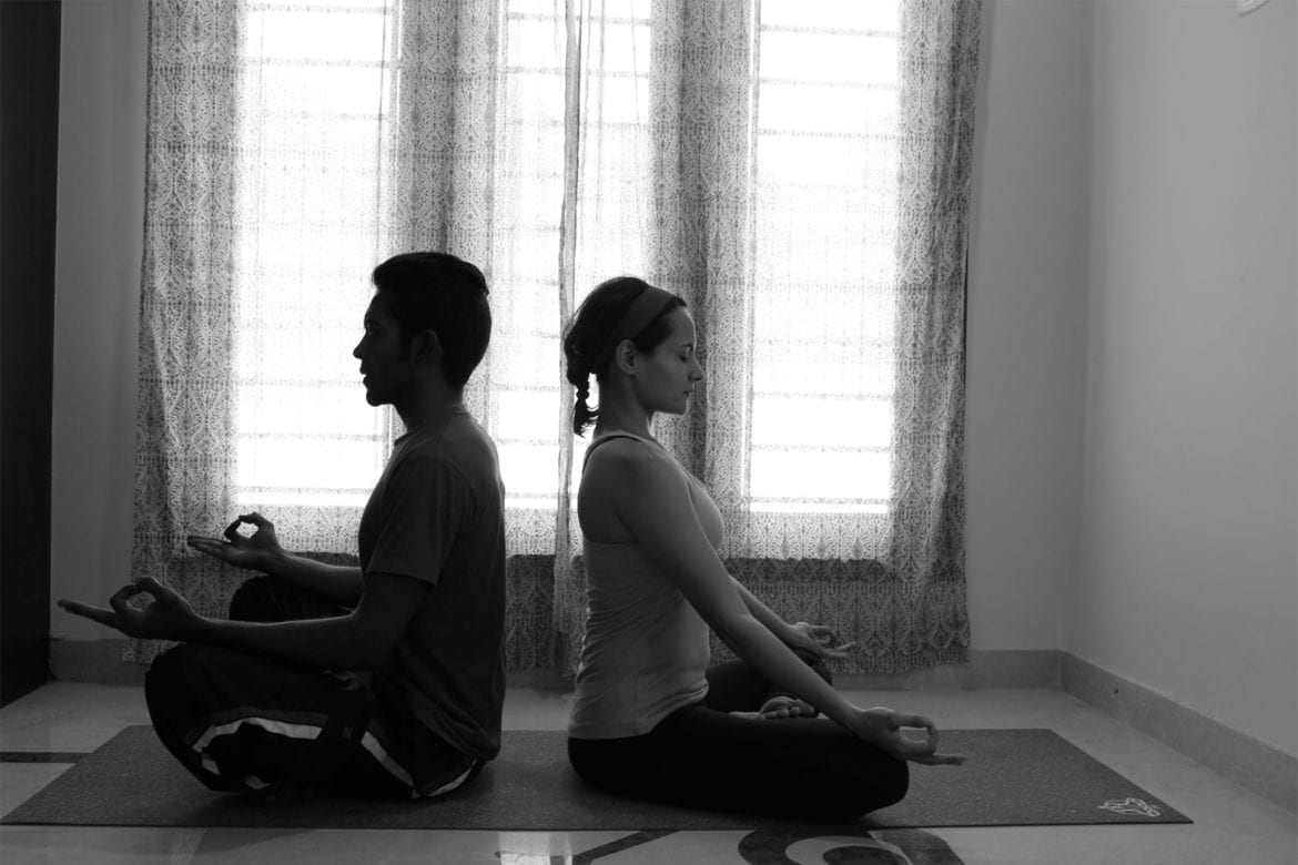 Tantric yoga for couples