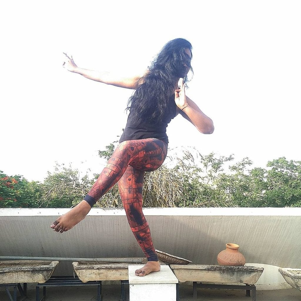 breaking barriers with yoga