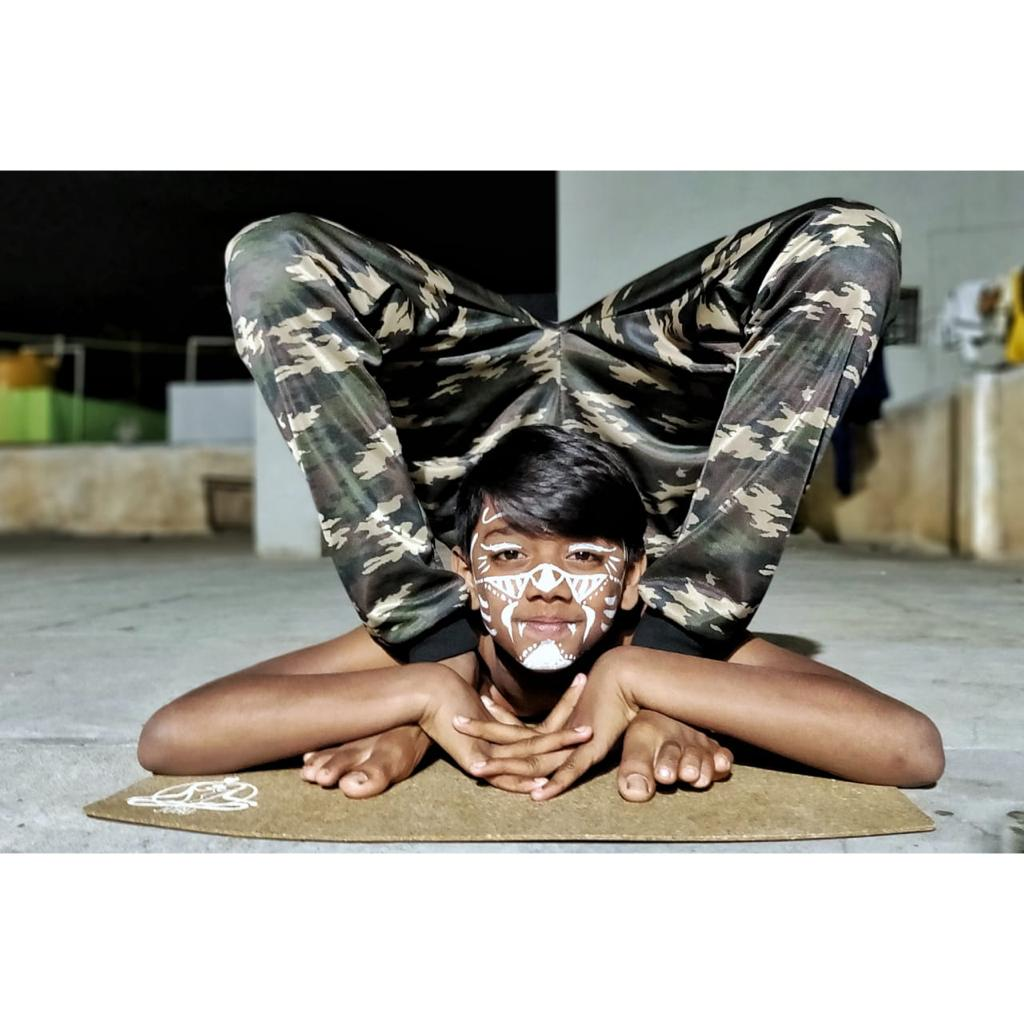Yoga On And Off The Mat - Yashwanth Reddy   Story of a Yogi